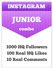 buy Instagram followers comments and likes cheap and fast